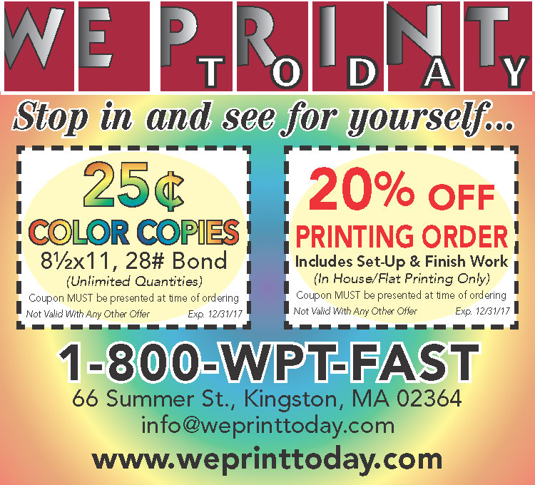 We Print Today Discount Coupon